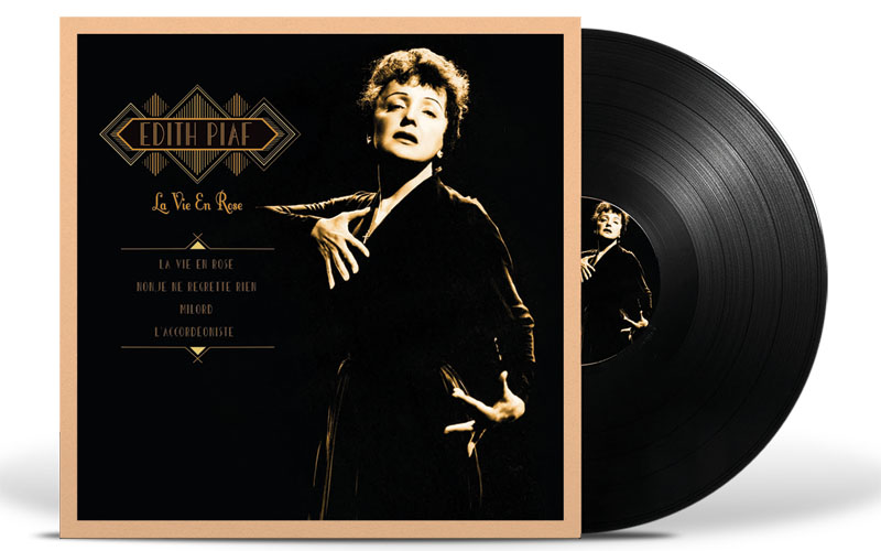 "Giọng ca huyền thoại ""La Vie en Rose"" – Edith Piaf"
