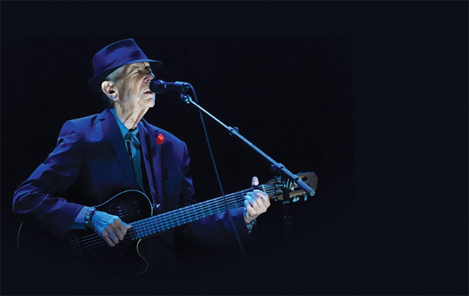 "Nghệ sĩ huyền thoại ""Hallelujah"" – Leonard Cohen"